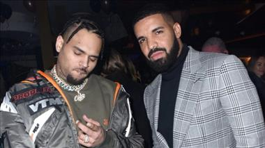 Chris Brown e Drake unem forças no novo single,