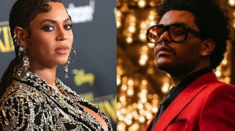 Música de Beyoncé é ouvida durante ensaios de The Weeknd para o show do Super Bowl